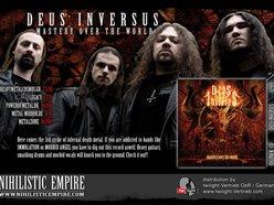 Image for DEUS INVERSUS