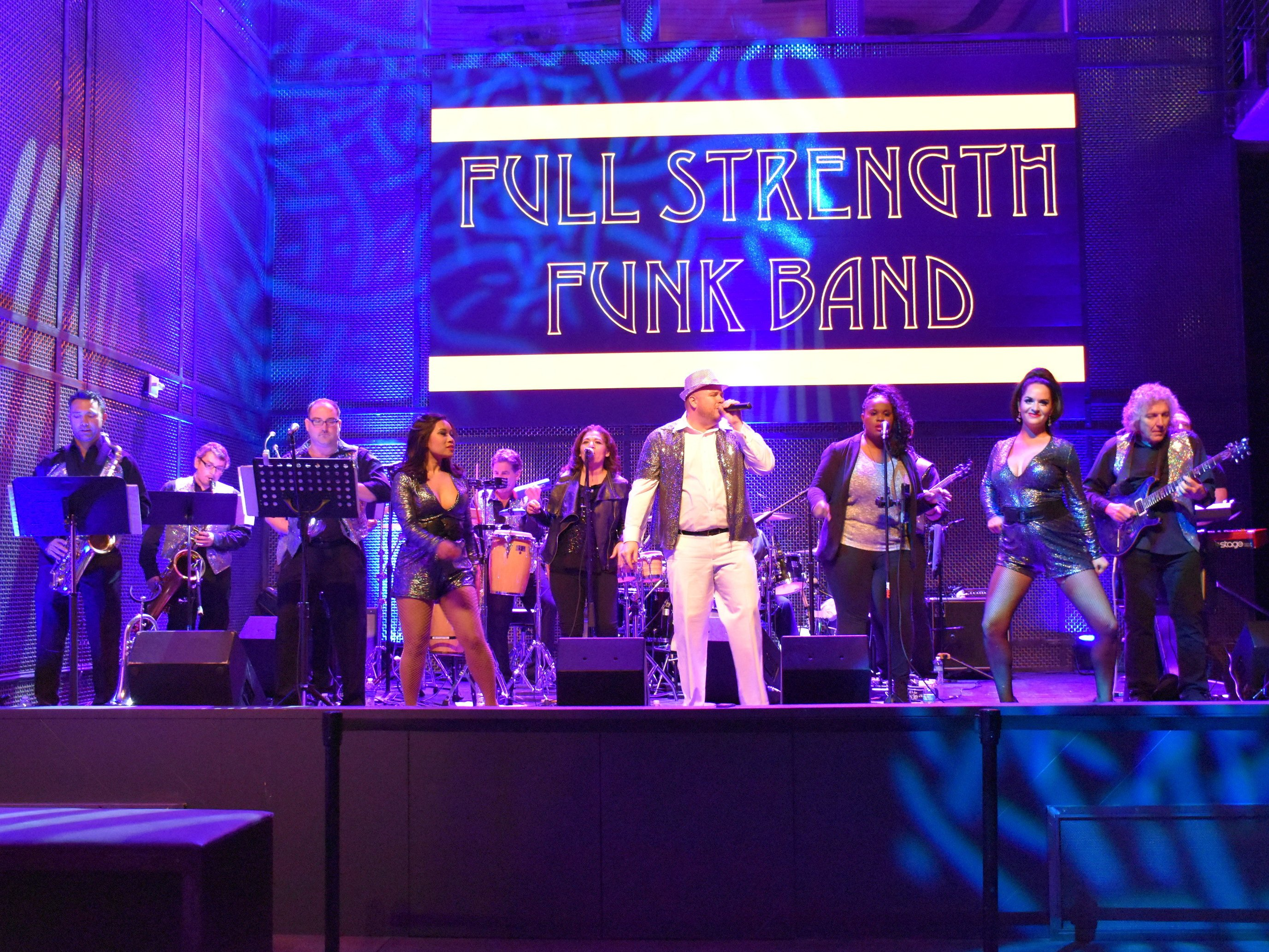 Image for Full Strength Funk Band