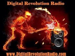 DIGITAL REVOLUTION RADIO