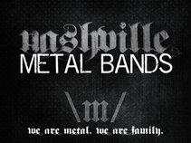 Nashville Metal Bands