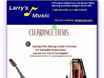 Larry's Music-Stores