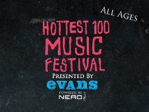 Hottest 100 presented by evans