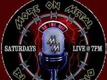 More on Metal on  BlogTalkRadio.com