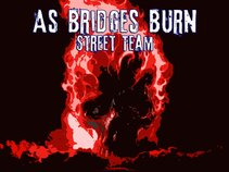 As Bridges Burn Street Team