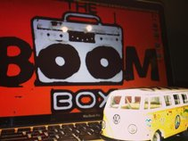 Ruben Ponce The Boom Box KMUZ 88.5