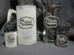 Azons Glass Etching