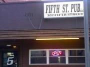 Fifth-Street Pub-Shows
