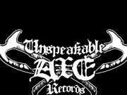 Unspeakable Axe