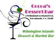 Cocoa's Dessert Martini