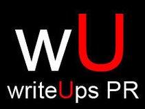 writeUps PR