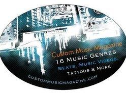 Custom Music Magazine