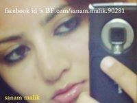 Sanam Malik
