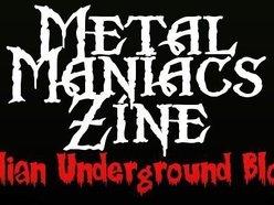 metal maniacs zine