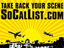 The So-Cal List