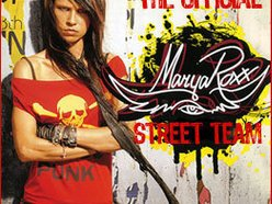 Marya Roxx Official Street Team