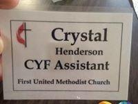 Crystal Henderson