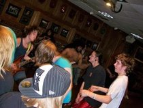 Pete Nights of malice bassist