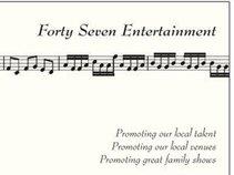 R.M.Keller / Forty Seven Entertainment