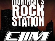 CJIM Montreal's Rock Station