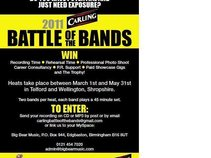 Carling Battle of the Bands