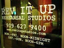 Rev It Up Rehearsal Studios