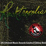 Rocktropolis 2013 Detroit Music Awards Limited Edition Disk