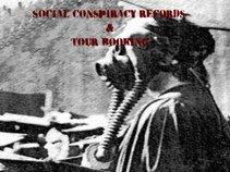 Social Conspiracy Records & Tour Booking