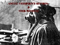 Social Conspiracy Records & Tour Booking