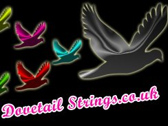 Dovetail Strings - Join us on Facebook and Twitter