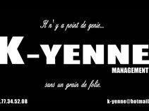 k-yenne management