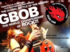 GBOB The Global Battle of the Bands Norway