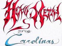 Heavy Metal in the Carolinas