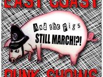 East Coast Punk Shows