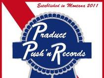 Praduct Push'n  Records