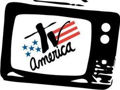 "Tv America  ""We're something to watch!"""