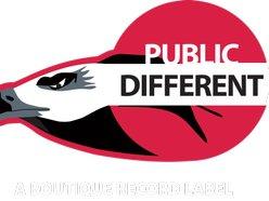 Public Different