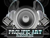 PROLIFIC-ART recordz
