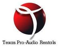 Texas Pro-Audio Audio Rentals