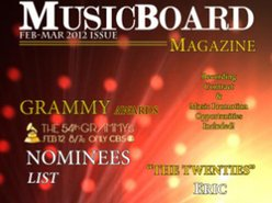 MusicBoard Magazine