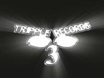 triple 3 records