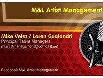 M and L Artist Management