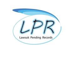 Lawsuit Pending Records