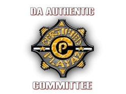 Da Authentic Certified Playaz Committee