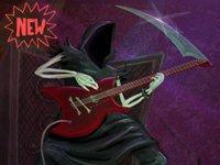 Industial of Heavy Metal Music