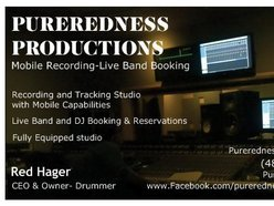 ☠ Pureredness Productions LLC ☠