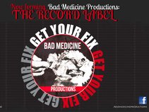 Bad Medice Productions: The Record Label