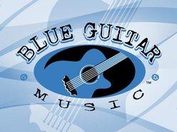 Blue Guitar Music