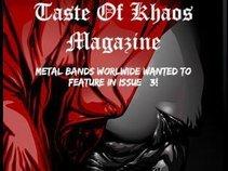 Taste Of Khaos