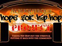 The Hope For Hip Hop Project!