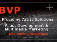 BAD VIBES PRODUCTIONS